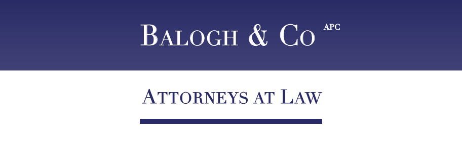 Coleman Balogh Llp Attorneys At Law